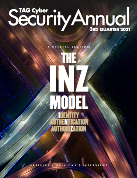 Download TAG Cyber Security Annual - Third Quarter 2021